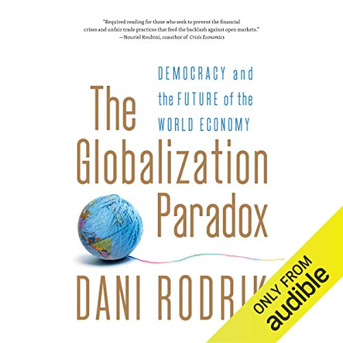 Couverture de The Globalization Paradox