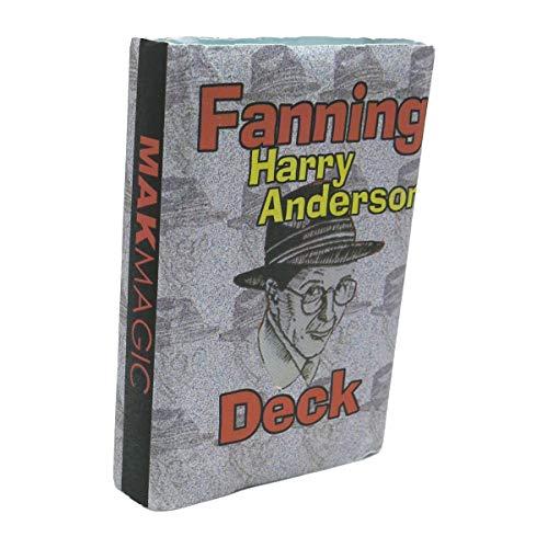 Jeu de Cartes à éventail - Fanning Deck
