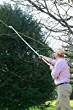 Darlac Telescopic Cut N Hold Snapper Pruner Long Reach Handle upto 3m with Pruning Saw