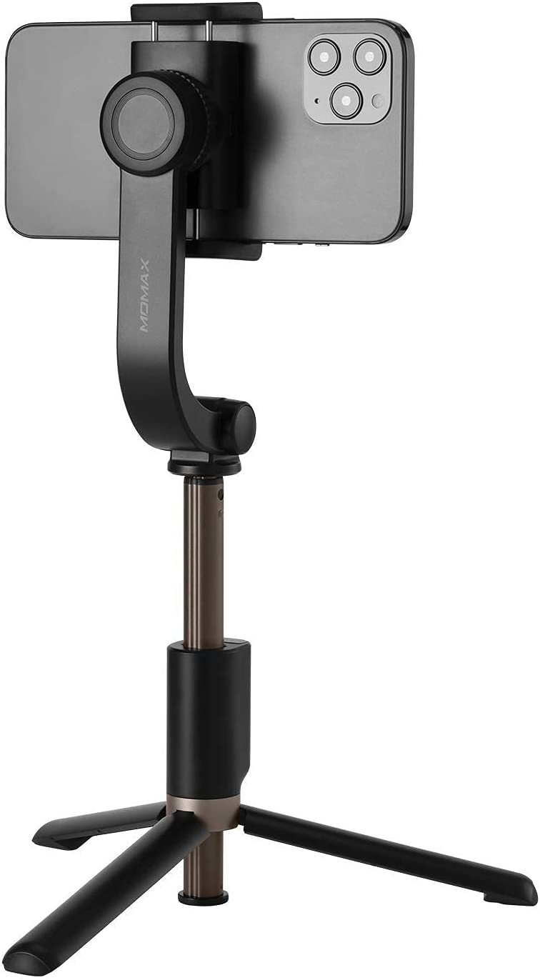 Selfie Stick Tripod MOMAX Handheld Extendable Year-end gift gift Anti-Shake Phone