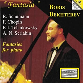 Schumann, Chopin, Tchaikowsky, Scriabin: Fantasies for Piano