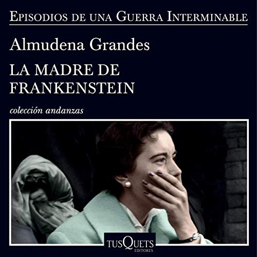 La madre de Frankenstein cover art