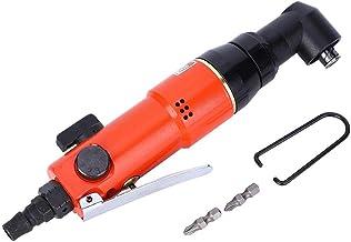 Destornillador neumático de 4-5 mm de capacidad, herramienta de perforación industrial, mango recto, neumático central, taladro neumático automático de 3/8