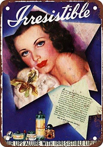 KE OU 1938 Irresistible Perfume Look Reproduction