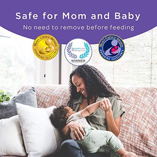 Lansinoh Lanolin Nipple Cream for Breastfeeding, 3 Portable Mini Tubes, 0.25 Ounces Each, Soothing Lanolin Balm, Safe for Nursing Moms, Nursing Essentials