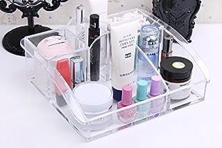 Organizador de Maquillaje acrílico Soporte para cosméticos | Almacenamiento de artículos y accesorios cosméticos hecho de ...
