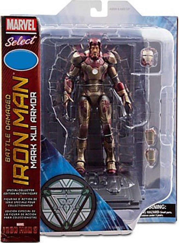 Disney Store Marvel Select Iron Iron Iron Man 3 Exclusive