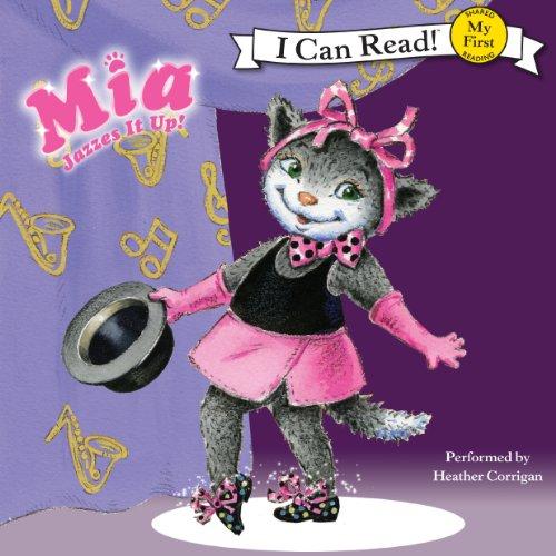 Mia Jazzes It Up! cover art