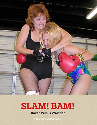 SLAM! BAM! Boxer Versus Wrestler: Becca vs Luscious Lee (English Edition)