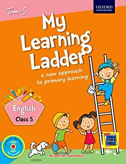MY LEARNING LADDER ENGLISH CLASS 5 TERM 3