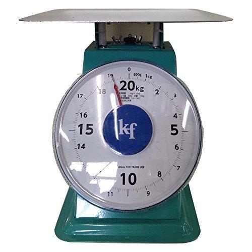 KF(ケイエフ) 上皿自動秤 SPS-20KG
