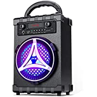 JYX Portable Bluetooth Rechargeable Karaoke Machine & PA Speaker System
