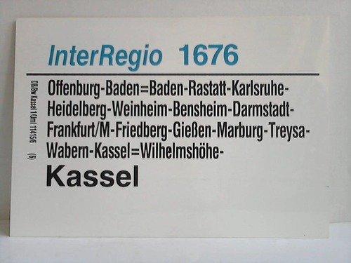 InterRegio 1676 / 1775