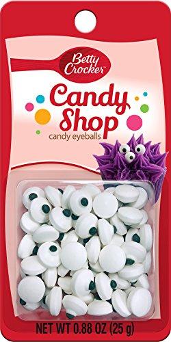 Betty Crocker Candy Shop, Eyeballs, 0.88 oz