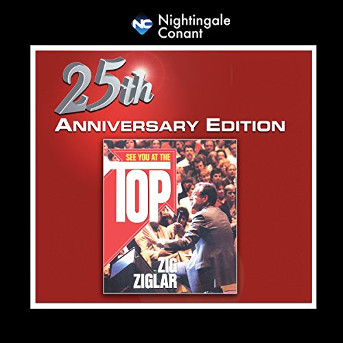 See You at the Top 25th Anniversary audiobook cover art