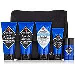 Jack Black - The Grand Tour - Pit Boss Antiperspirant & Deodorant, Double-Duty Face Moisturizer SPF 20, Beard Lube… 2