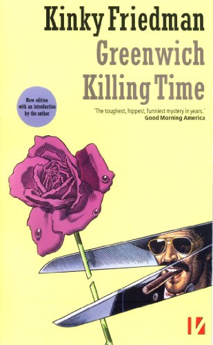 Greenwich Killing Time (Masters of Crime Book 1) (English Edition)