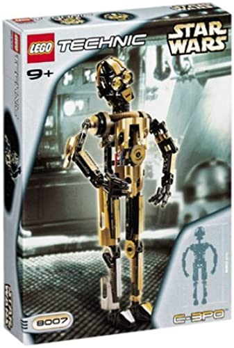 Lego Star Wars 8007 Techniques C-3PO [ parallel import goods ] by LEGO