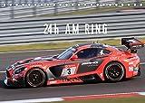 24h am Ring (Tischkalender 2022 DIN A5 quer)