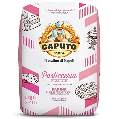 Antimo Caputo Pasticceria Pastry 00 Flour 2.2 Pound Bag - For De