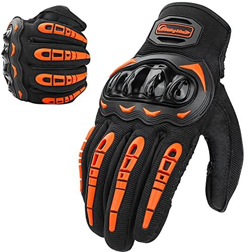 Bike Cycling Gloves- MOSFiATA Neutral Full-Finger...
