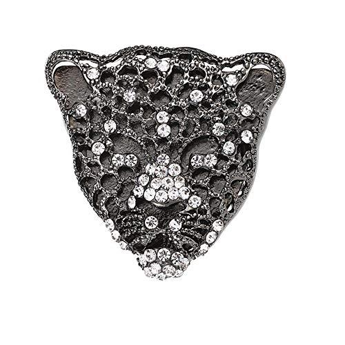 Bisuteria Broches para Vestidos Broche de Cristal Broche de Oro Broches para...