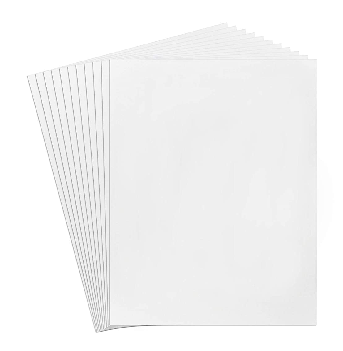 Golden State Art, 10-Pack, 11x14 Backing Boards for Picture Framing