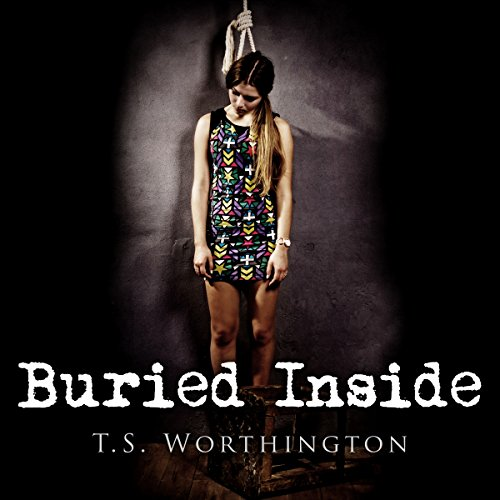 Buried Inside audiobook cover art