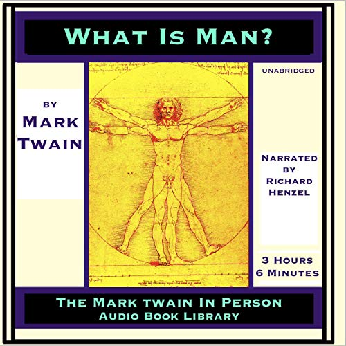 What Is Man? Titelbild