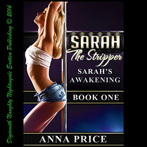 Sarah the Stripper audiobook cover art