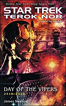 Terok Nor: Day of the Vipers (Star Trek: Deep Space Nine) by [James Swallow]