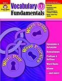 Vocabulary Fundamentals, Grade 3