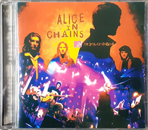 Alice In Chains - Cd Unplugged MTV - 1996