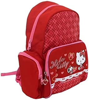 Sanrio Hello Kitty 3 Pocket Day Backpack Kids bag from Japan