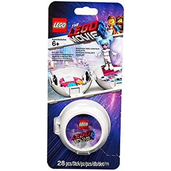 The LEGO Movie 2 General Sweet Mayhem/'s Pod Minifigure With Accessories