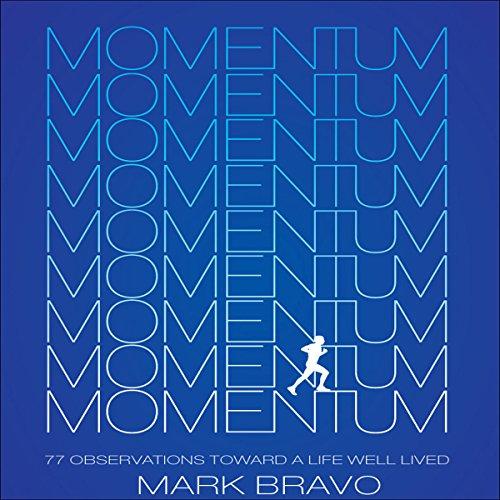 Momentum audiobook cover art