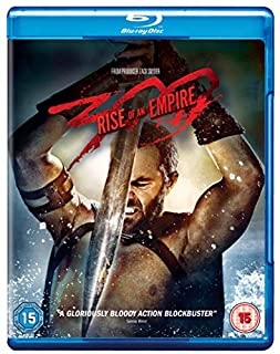 300: Rise Of An Empire [Blu-ray] [2013] [2014] [Region Free] (B00A6UHCMI) | Amazon price tracker / tracking, Amazon price history charts, Amazon price watches, Amazon price drop alerts