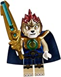 LEGO Legends of Chima Minifigure - Laval Lion with Cape and Sword