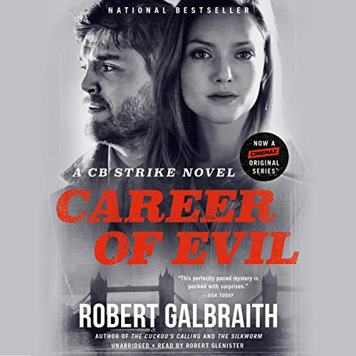 Career of Evil cover art
