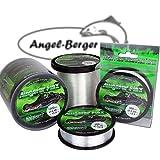 Angel-Berger Alligator Flex Ghost Angelschnur Verschiedene Stärken und Längen (0.30mm / 1000m)