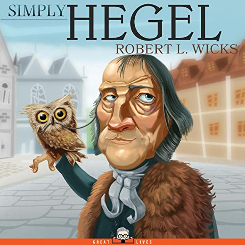 Simply Hegel  By  cover art