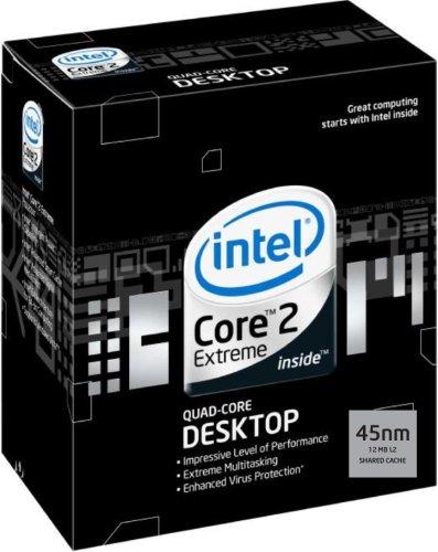 Prozessor 1x Intel Core 2Extreme QX9650/3GHz (1333MHz) LGA775Socket L212MB Box