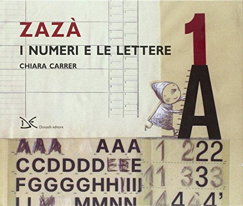 Zazà. I numeri e le lettere