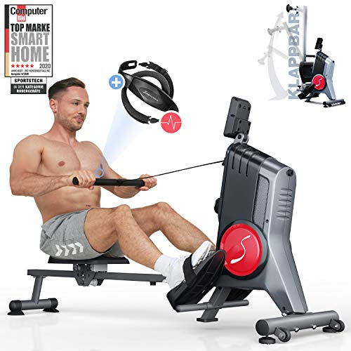 SPORTSTECH RSX300 Rower for Home Use