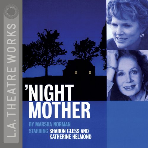 'Night Mother audiobook cover art