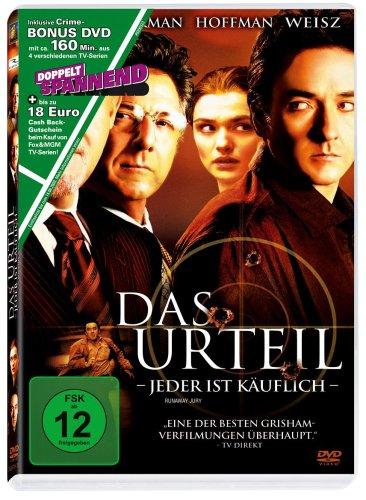 Das Urteil - Jeder ist käuflich (+ Bonus DVD TV-Serien)