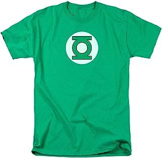 Green Lantern Blackest Night Logo DC Comics T Shirt & Stickers