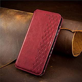 Flip Cases - Leather Case For for Samsung Galaxy S10 Note 10 Lite S20 S9 Plus Flip Book Case Cover For for Samsung A50 A51...