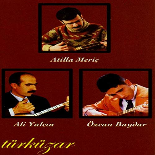 Atilla Meriç, Ali Yalçın, Özcan Baydar