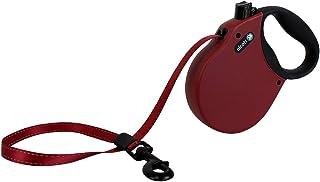 Alcott Adventure Retractable Leash, Red, XL